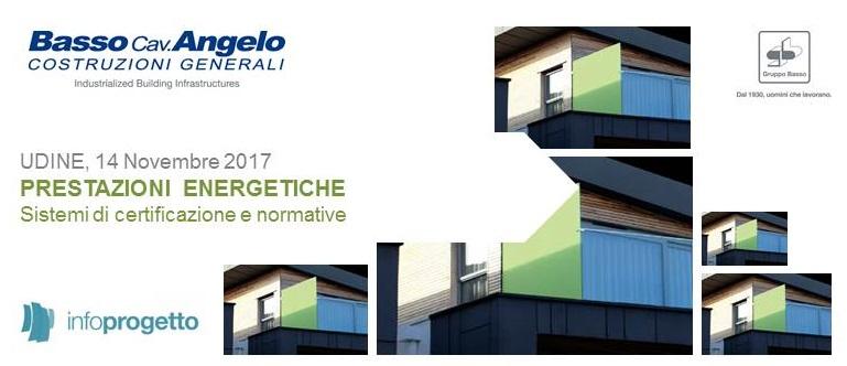 Parliamo della efficienza energetica degli immobili d'impresa? Domani a Udine!