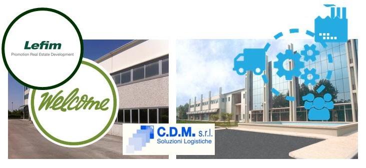 CDM Soluzioni Logistiche sceglie LEFIM