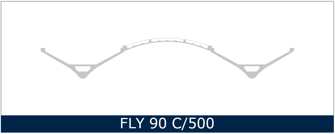 Fly 90 C500 Shed