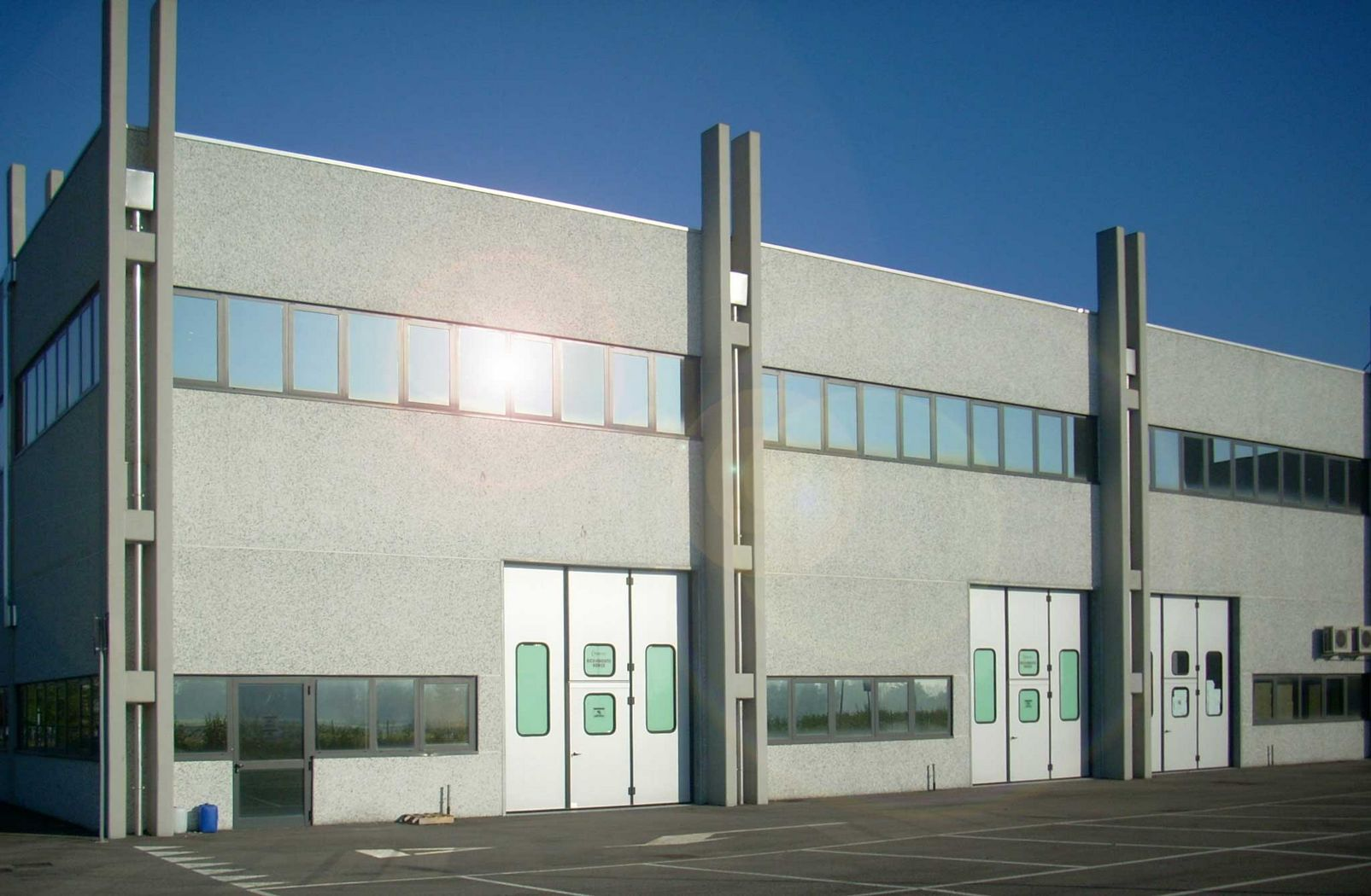 Comune Di Granarolo Dell Emilia business park granarolo dell'emilia | uffici disponibili